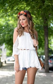 Платья -туники фото (16)