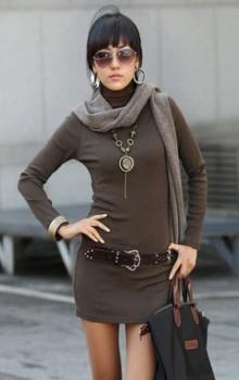 Платья -туники фото (2)