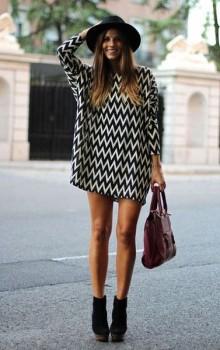 Платья -туники фото (23)