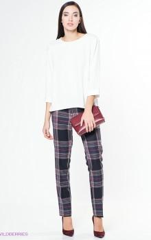 Повседневные образы с узкими брюками, джинсами фото (11)