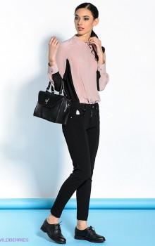 Повседневные образы с узкими брюками, джинсами фото (12)