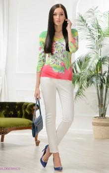 Повседневные образы с узкими брюками, джинсами фото (15)