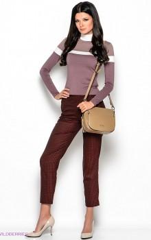 Повседневные образы с узкими брюками, джинсами фото (22)