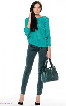 Повседневные образы с узкими брюками, джинсами фото (8)