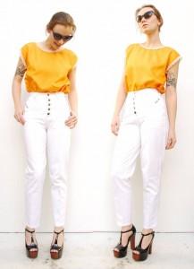 С чем носить узкие женские брюки фото (16)