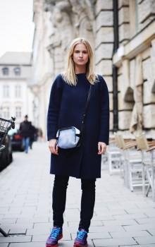 С какой обувью носить узкие брюки фото (38)