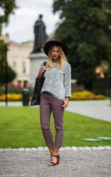 С какой обувью носить узкие брюки фото (8)