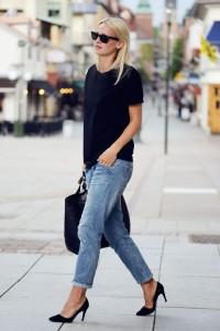 с чем носить джинсы бойфренды фото(1)