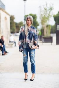 с чем носить джинсы бойфренды фото(12)
