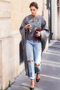 с чем носить джинсы бойфренды фото(23)
