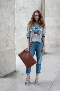 с чем носить джинсы бойфренды фото(24)
