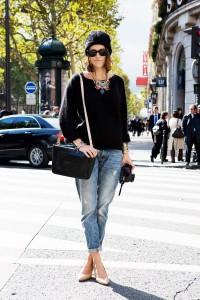 с чем носить джинсы бойфренды фото(44)