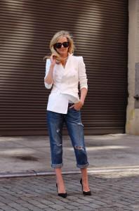 с чем носить джинсы бойфренды фото(53)