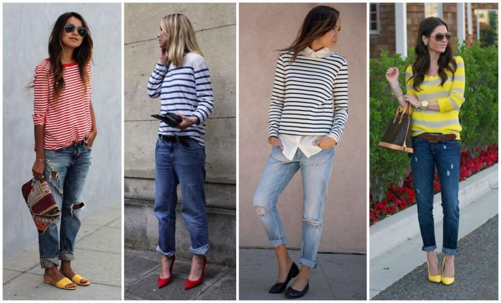 с чем носить джинсы бойфренды фото(58)