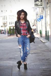 с чем носить джинсы бойфренды фото(69)