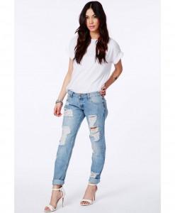 с чем носить джинсы бойфренды фото(70)