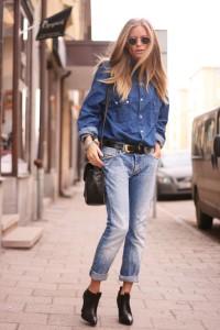 с чем носить джинсы бойфренды фото(81)