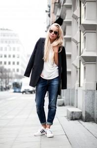 с чем носить джинсы бойфренды фото(88)