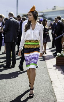 Guineas Day Street Style