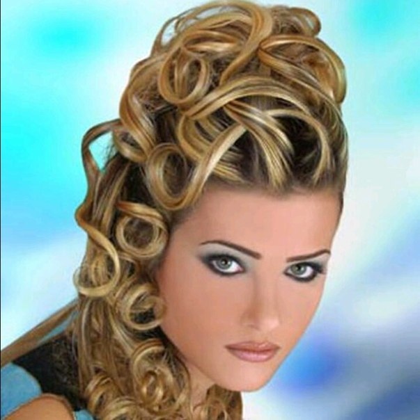 прически фото укладка волос