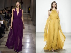 Модные вечерние платья 2017 года фото (30)