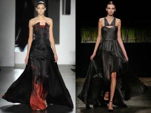 Модные вечерние платья 2017 года фото (34)