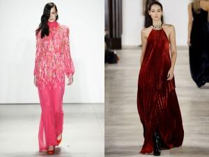 Модные вечерние платья 2017 года фото (37)
