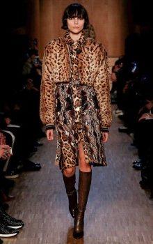 Модные женские куртки осень-зима 2016-2017 фото (13)