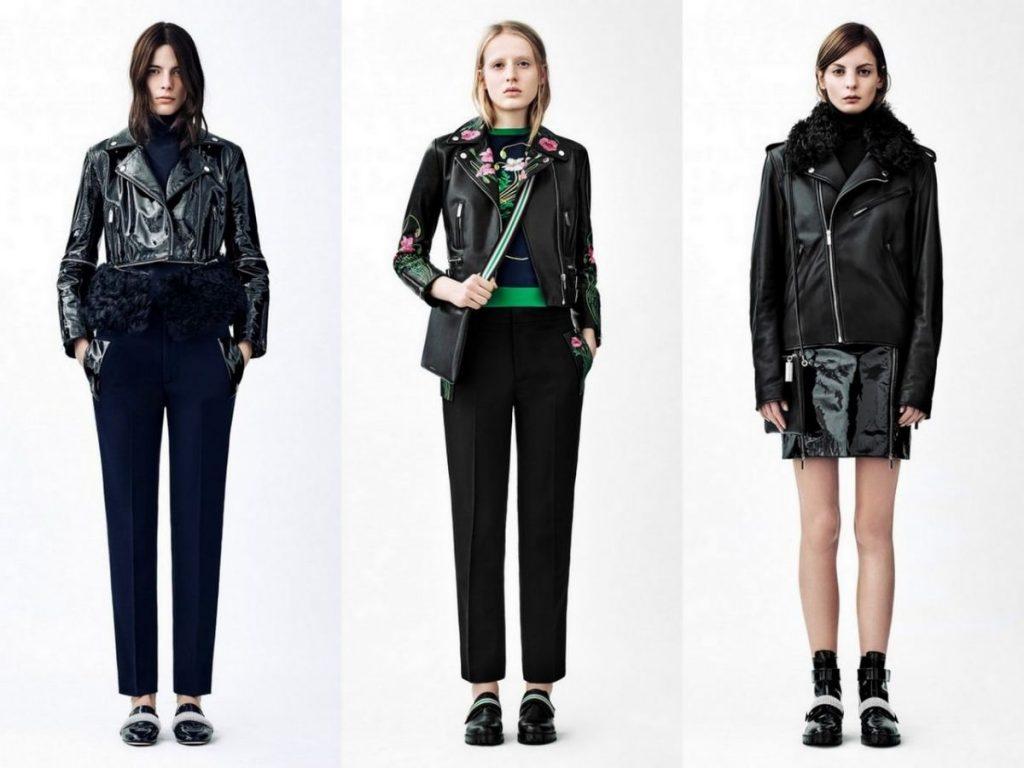 Модные женские куртки осень-зима 2016-2017 фото (28)