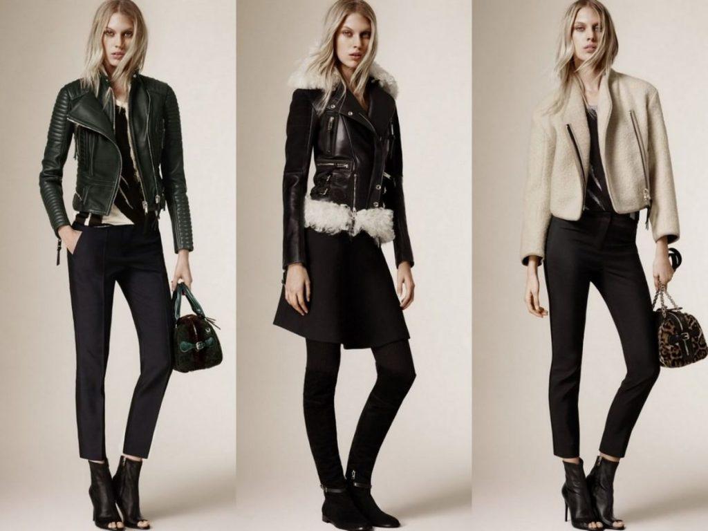 Модные женские куртки осень-зима 2016-2017 фото (32)