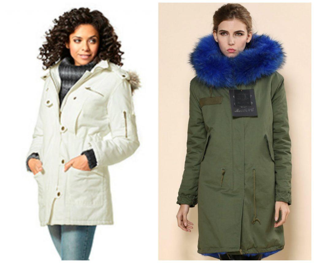 Модные женские куртки осень-зима 2016-2017 фото (38)