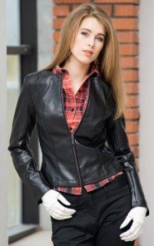 Модные женские куртки осень-зима 2016-2017 фото (4)