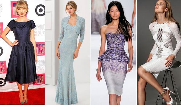 Фото модных платьев на корпоратив