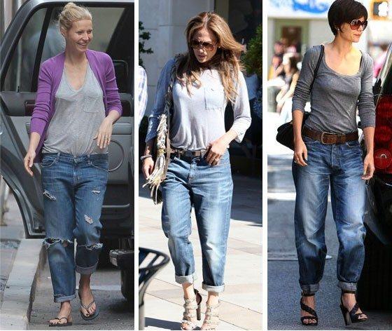 джинсы оверсайз фото (1)
