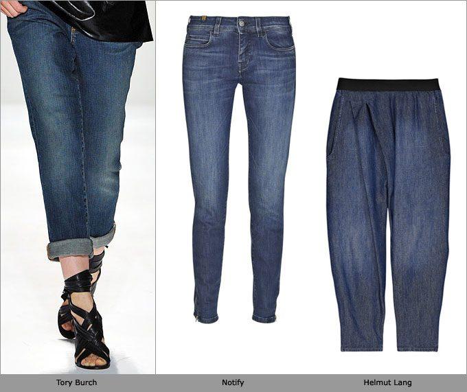 джинсы оверсайз фото (2)