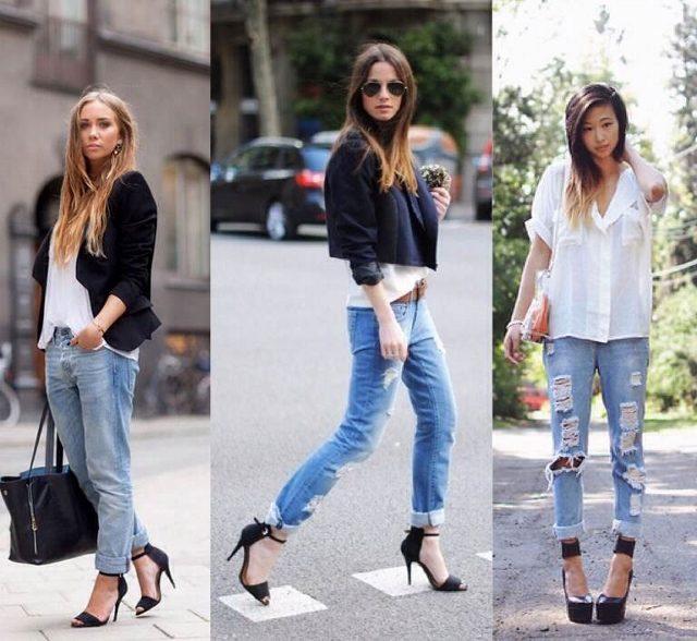 джинсы оверсайз фото (3)
