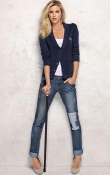 джинсы с латками фото (15)