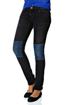 джинсы с латками фото (4)
