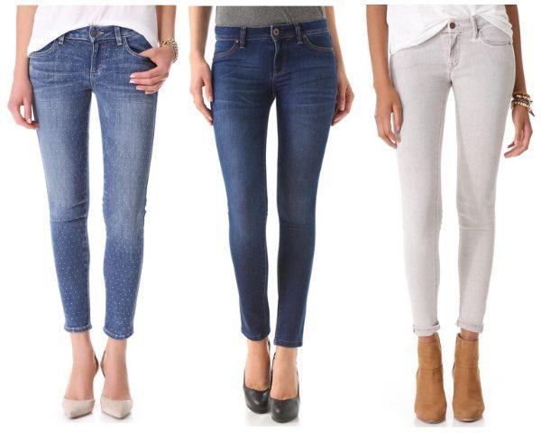 джинсы скинни фото (1)