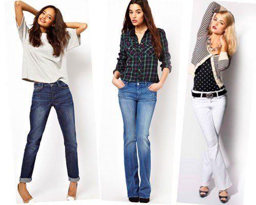 классические джинсы фото (15)