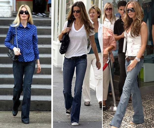 классические джинсы фото (2)