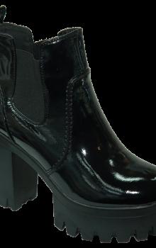 кожаные сапоги и батильоны фото (1)
