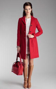 модные цвета пальто 2016-2017 фото (10)