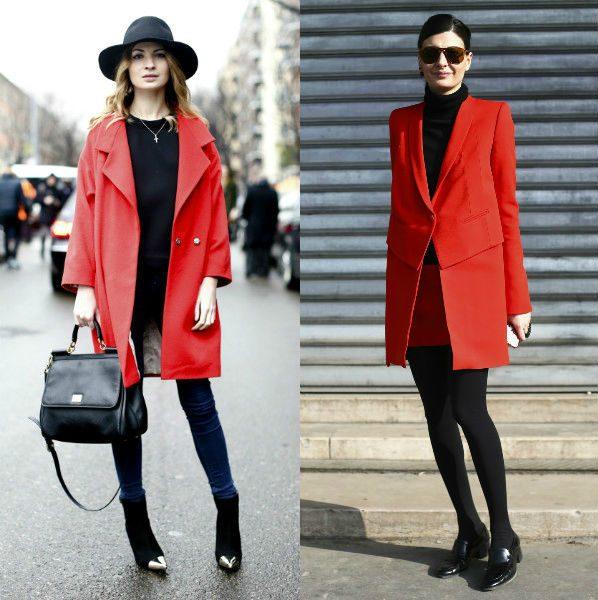 модные цвета пальто 2016-2017 фото (28)