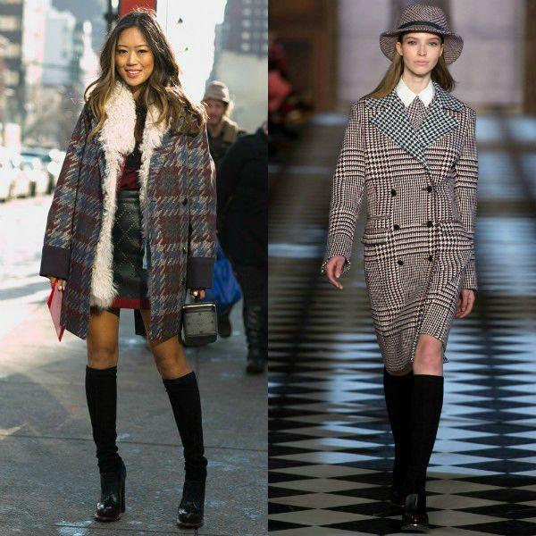 модные цвета пальто 2016-2017 фото (34)