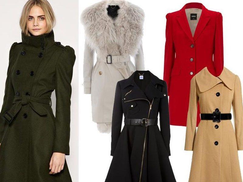 модные фасоны пальто 2016-2017 фото (1)