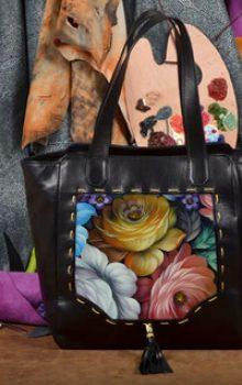 модные модели и формы сумок 2017 фото (36)