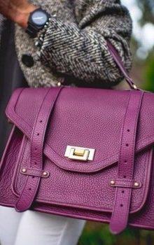 модные модели и формы сумок 2017 фото (45)