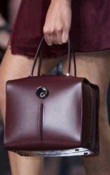 модные модели и формы сумок 2017 фото (46)