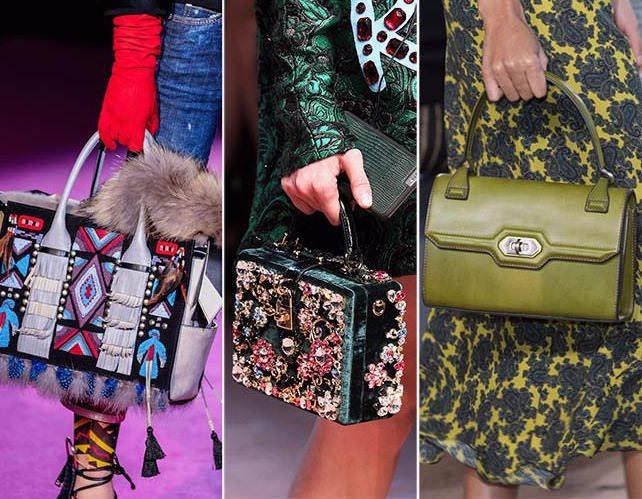 модные модели и формы сумок 2017 фото (50)